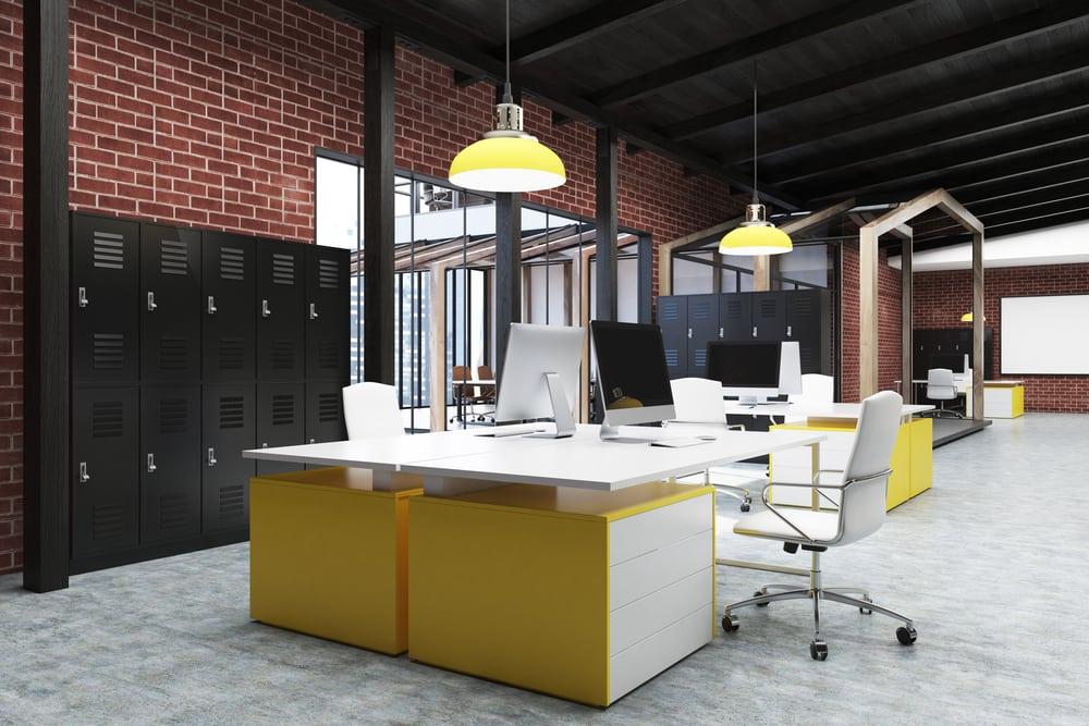 lockerkast kantoor locker kluisje werkplek